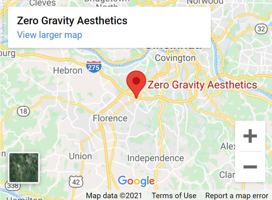 Zero Gravity Med Spa