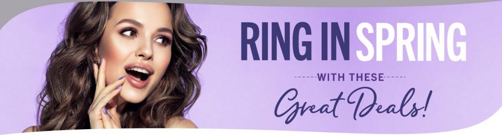 Ring In Spring