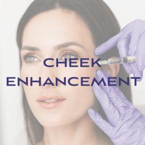 Filler: Cheek Enhancement