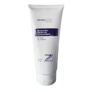 ZeroMG Blemish Rescue Cleanser Acne