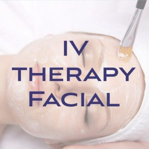 IV Therapy Facial