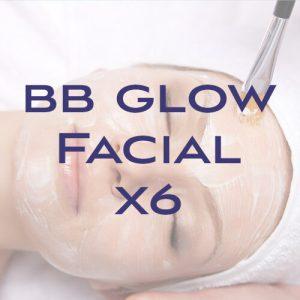 BB Glow Facial x6