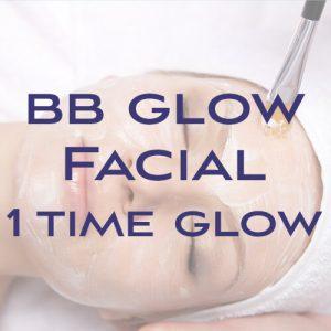 BB Glow Facial One Time Glow