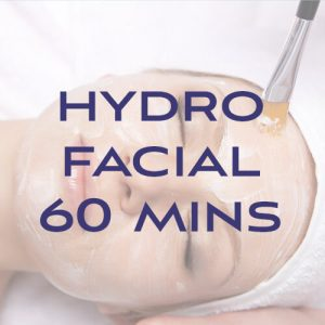 Hydro Facial 60 Mins