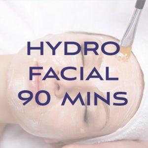 Hydro Facial 90 Mins